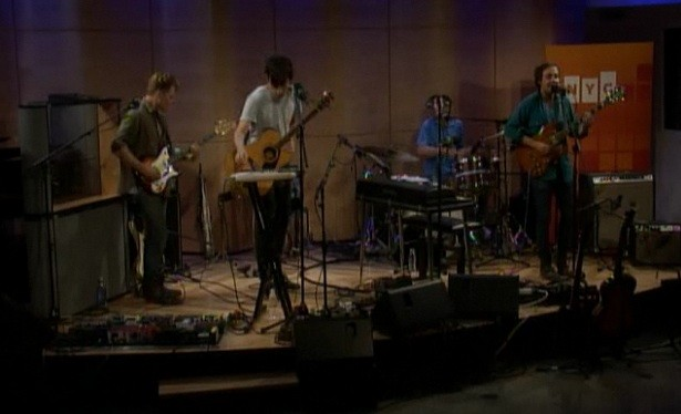Grizzly Bear On 'Soundcheck'
