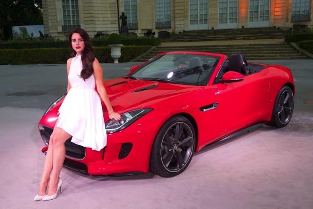 Lana Del Rey & Jaguar