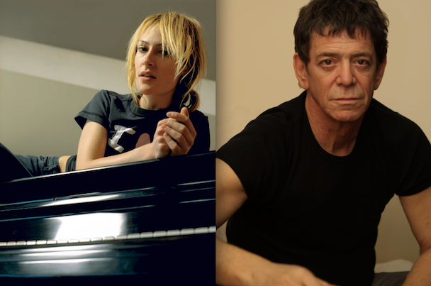 Metric's Emily Haines, Lou Reed