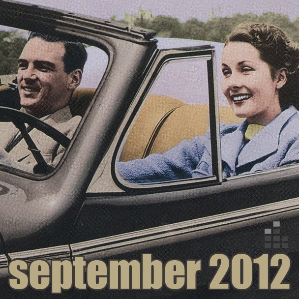 Monthly Mix: September 2012
