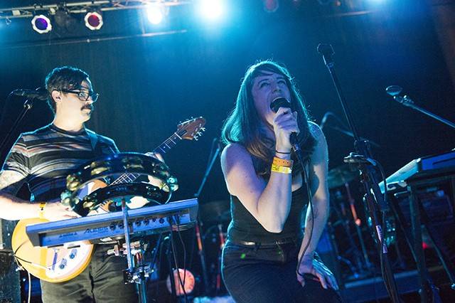 Share u003c br /u003ethis article & Hum Psychic Twin Dirty Feathers @ Canopy Club Urbana 9/27/12 ...