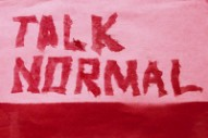 "Talk Normal – ""Cover"""