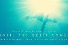 Flying Lotus - 'Until The Quiet Comes' Short Film
