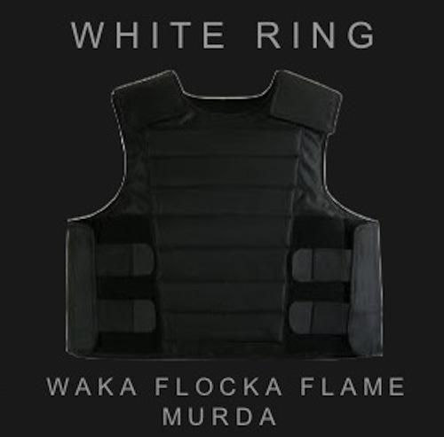 "Waka Flocka Flame - ""Murda (White Ring Remix)"""