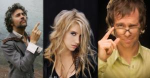 Watch Wayne Coyne & Ke$ha Join Ben Folds Five In Nashville