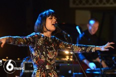 Watch Bat For Lashes' Live Set For BBC 6 Music