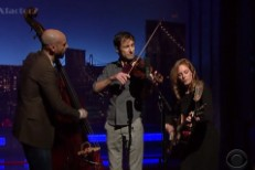 Andrew Bird on Letterman