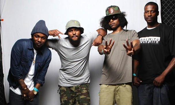 Kendrick Lamar Swimming Pools Drank Black Hippy Remix Feat Schoolboy Q Jay Rock Ab