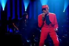 Bobby Womack on Jools Holland