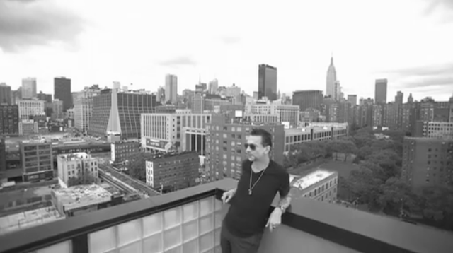 Depeche Mode - In-Studio Collage 2012 Mix