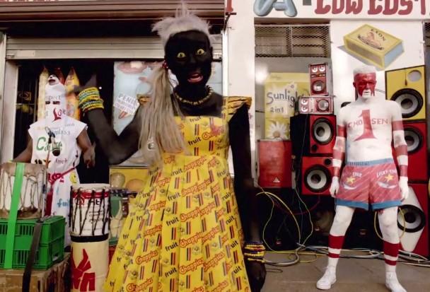 """Die Antwoord – """"Fatty Boom Boom"""" Video - Stereogum"""