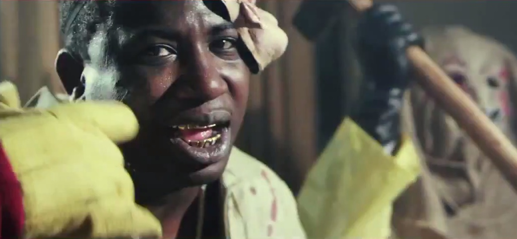 "Gucci Mane – ""Crazy"" (Feat. Waka Flocka Flame) Video (NSFW)"