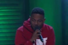 Kendrick Lamar on Conan