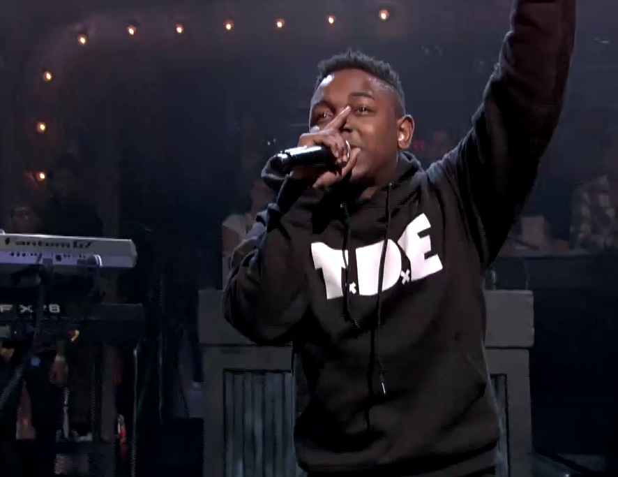 Watch Kendrick Lamar Perform With The Roots On Fallon Stereogum