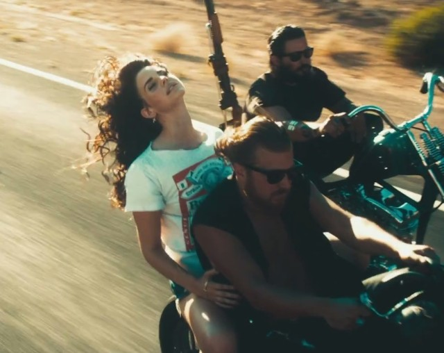 "Lana Del Rey - ""Ride"" Video"