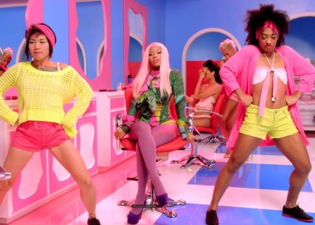 "Nicki Minaj - ""The Boys"" Video"