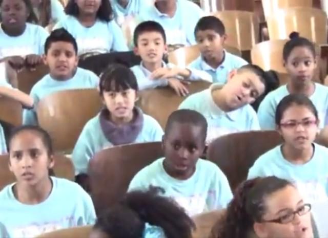 PS22 Kids Chorus