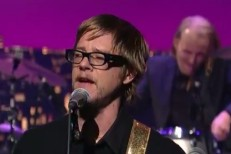 Watch Paul Banks On <em>Letterman</em>