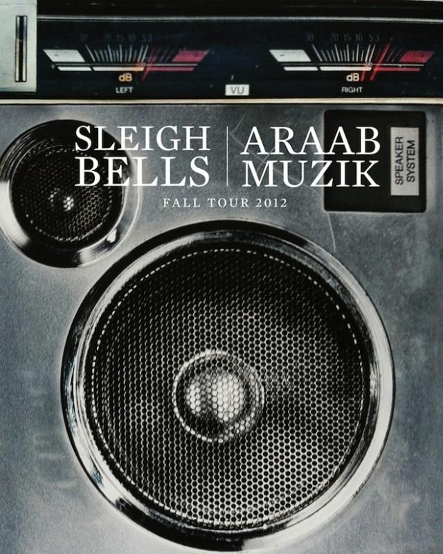 Sleigh Bells & AraabMuzik