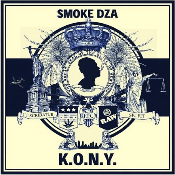 Smoke DZA - K.O.N.Y