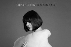 "Bat For Lashes – ""All Your Gold (Hercules And Love Affair Remix)"""