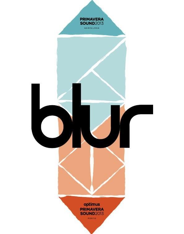 Blur Primavera Sound 2013