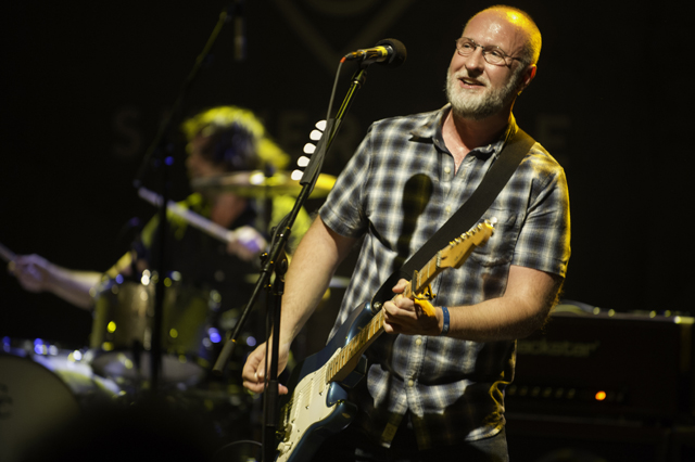 Bob Mould, Abe Vigoda @ El Rey Theater, Los Angeles 10/30/12