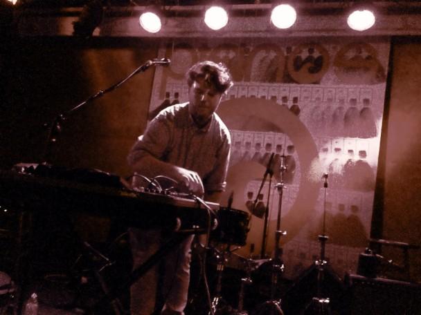 Chad Valley @ Pianos (CMJ 2012)