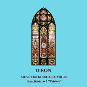 d'Eon - Music For Keyboards Volume 3