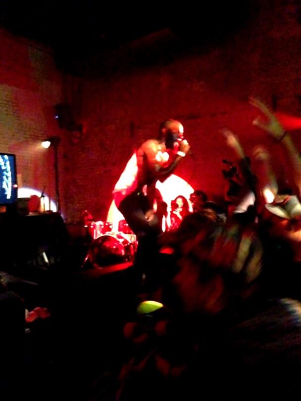 Death Grips @ Villain (CMJ 2012)
