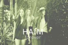 "Haim - ""Forever (Lindstrøm & Prins Thomas Remix)"""
