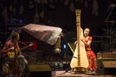 Watch Joanna Newsom Play A New Song At Treasure Island Festival