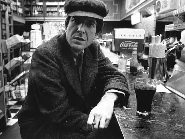 Leonard Cohen avalanche