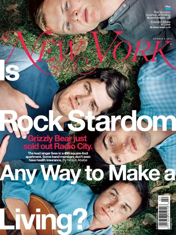 Grizzly Bear - New York Magazine