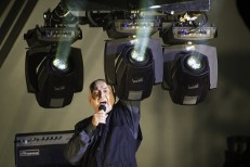 Peter Gabriel @ Hollywood Bowl, Hollywood 10/6/12