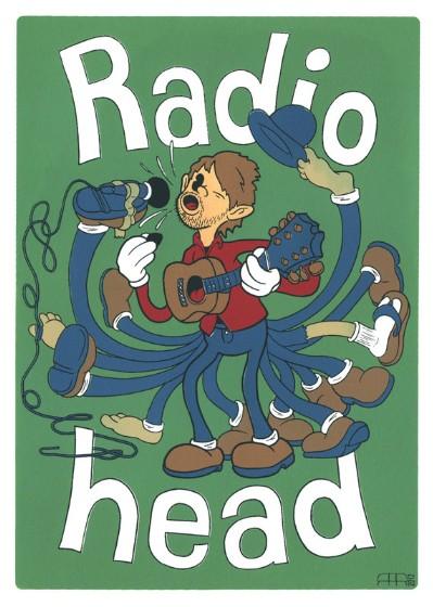 The 10 Weirdest Radiohead Items On Etsy