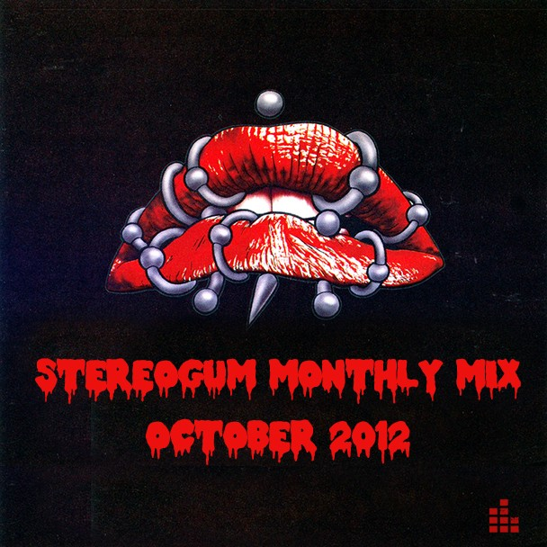 Stereogum Monthly Mix: October 2012