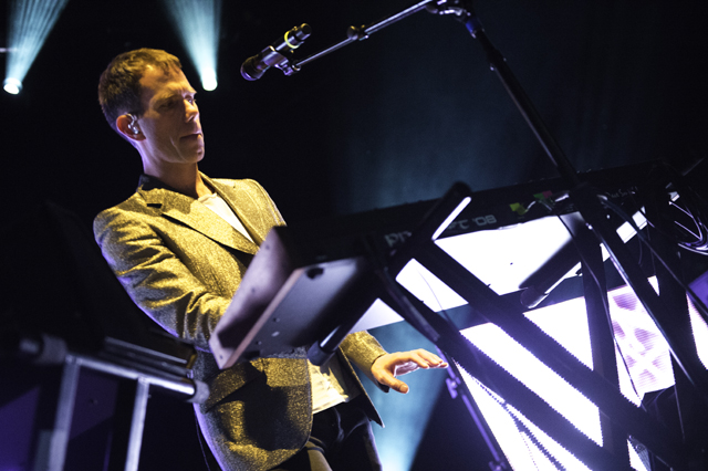 The Presets, Flight Facilities, Oliver @ Club Nokia, Los Angeles 10/27/12