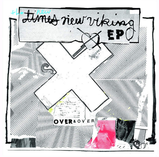 Times New Viking - Over And Over EP