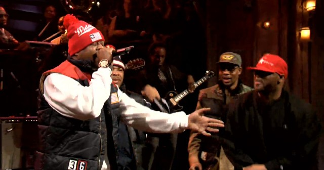 Watch The Wu-Tang Clan On 'Fallon'