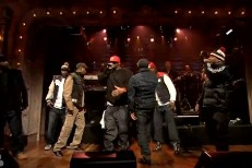 Wu-Tang And The Roots Do &#8220;Protect Ya Neck&#8221; On <em>Fallon</em>