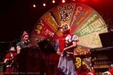 """Surfjohn Stevens Christmas Sing-A-Long"" @ The Georgia Theatre, Athens 11/26/12"
