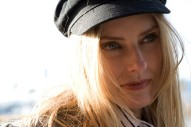 """Watch Aimee Mann Sing A Song About Hurricane Sandy That Sounded A Lot Like """"Mandy,"""" Live In Williamsburg"""