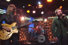 Watch Aimee Mann &#038; James Mercer on <em>Kimmel</em>