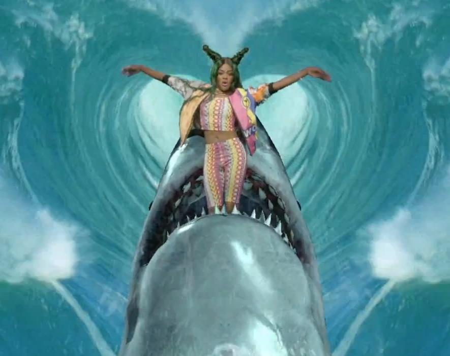 """Azealia Banks – """"Atlantis"""" Video"""