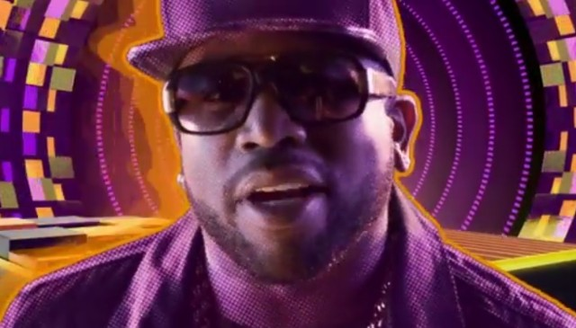 "Big Boi - ""Mama Told Me"" video"
