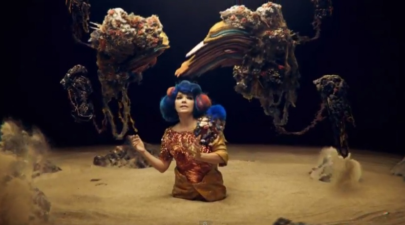 "Björk – ""Mutual Core"" Video"