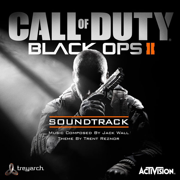 "Trent Reznor – ""Call Of Duty: Black Ops II Theme"""