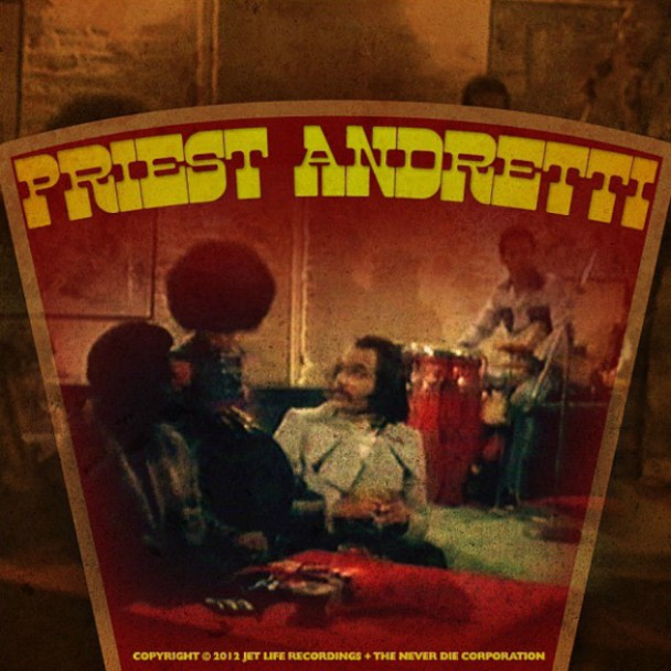 Mixtape Of The Week: Curren$y <em>Priest Andretti</em>