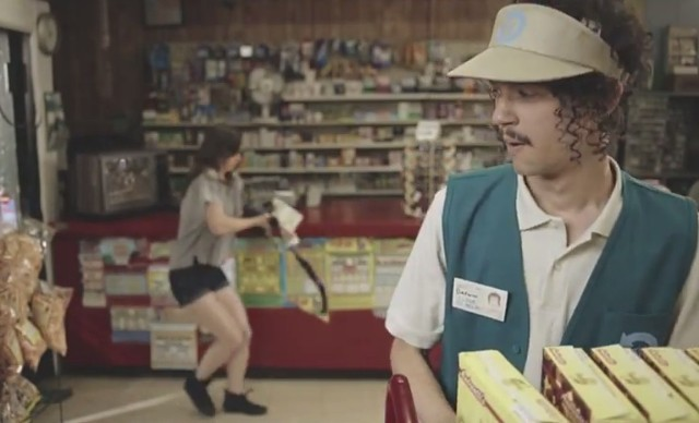 "Darwin Deez - ""Free (The Editorial Me)"" Video"